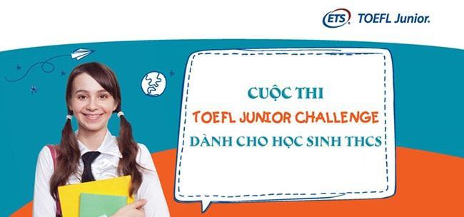 Happy School hướng dẫn dự thi TOEFL Junior dành cho học sinh THCS tại Nghệ An năm học 2020-2021