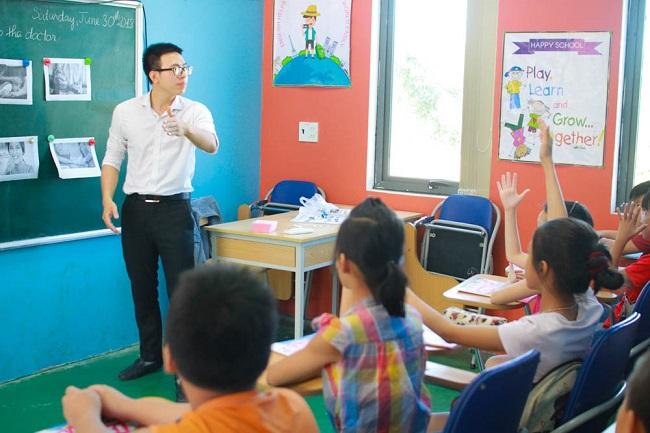 Nâng cao khả năng tiếng Anh và tăng sự tự tin cho con bạn