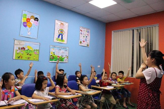 Happy School tự hào mang đến chương trình dạy tiếng Anh cho trẻ em từ 4 - 6 tuổi