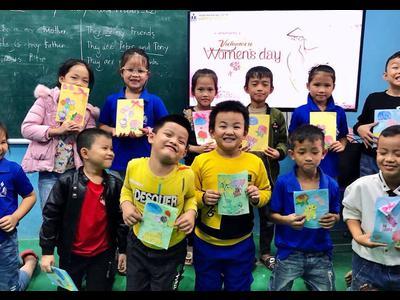 Let's say THANK YOU - Chuỗi hoạt động chào mừng 20/10 của Happy School