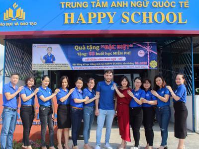 Tại sao chọn Happy School cho trẻ học tiếng Anh tại Nghi Lộc