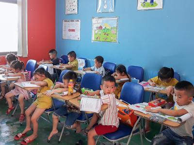 Giúp trẻ tự tin học tiếng Anh hiệu quả