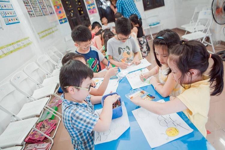 Phương pháp giúp trẻ học tiếng Anh giao tiếp hiệu quả