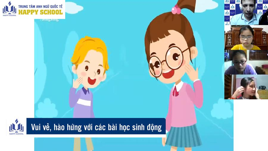 Thuộc lòng từ vựng với phương pháp học tiếng Anh cho trẻ tiểu học hiệu quả