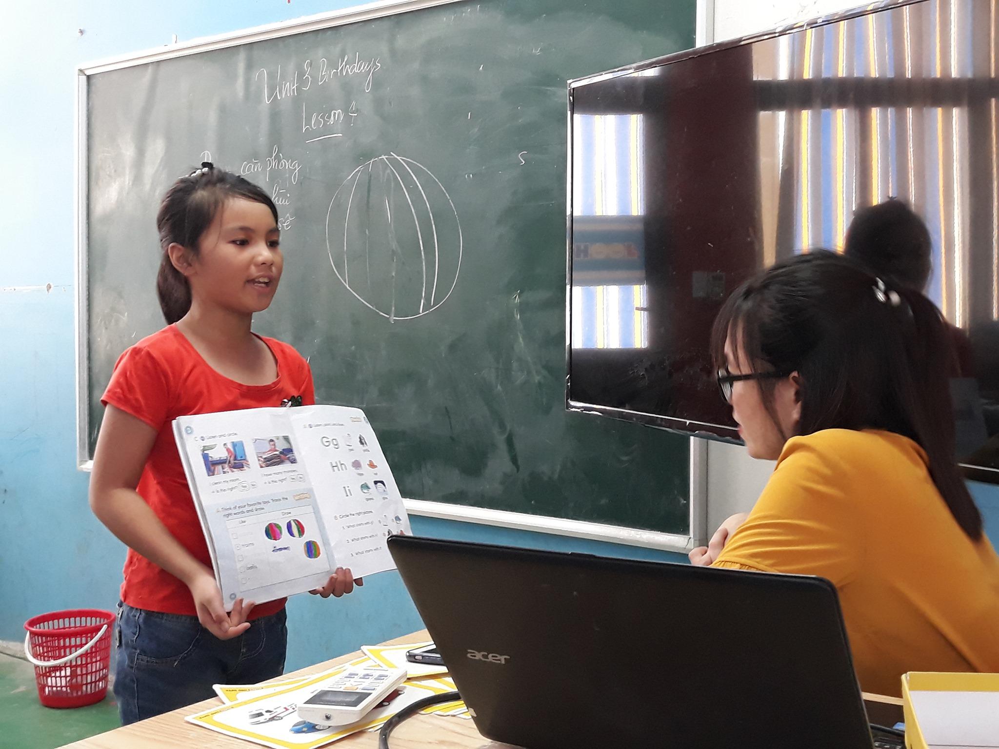 Giúp bé luyện nói tiếng Anh như thế nào hiệu quả