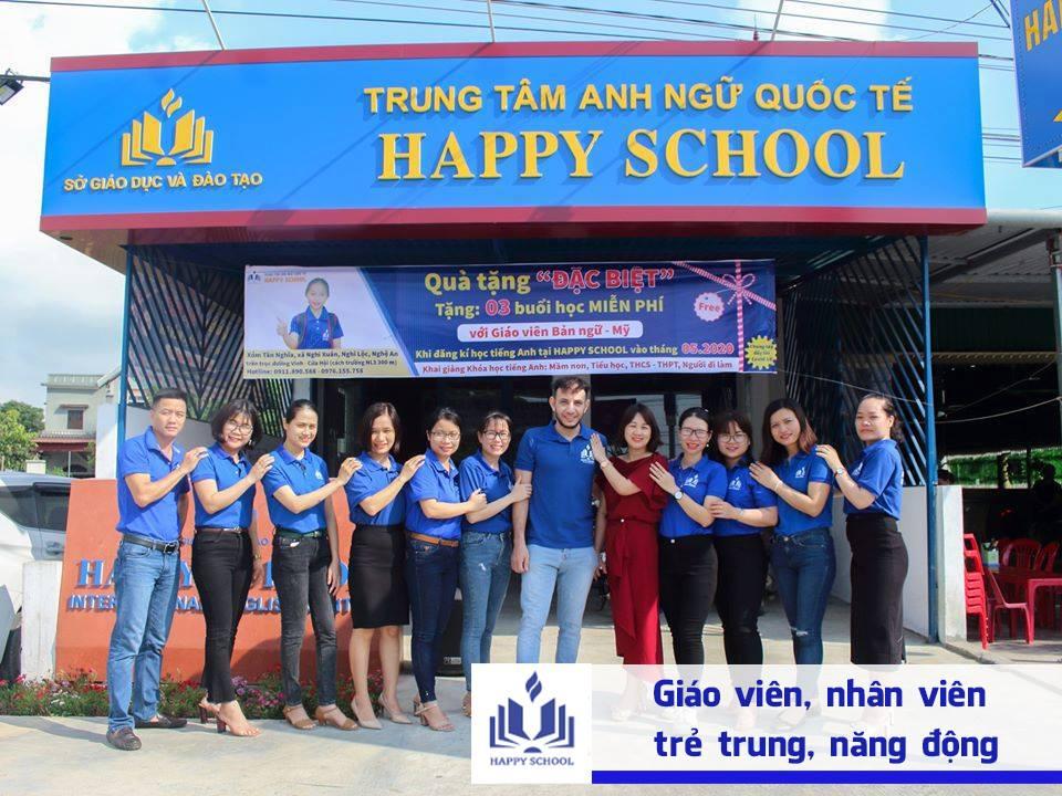 Địa chỉ cho trẻ học tiếng Anh tại Nghi Lộc uy tín chất lượng