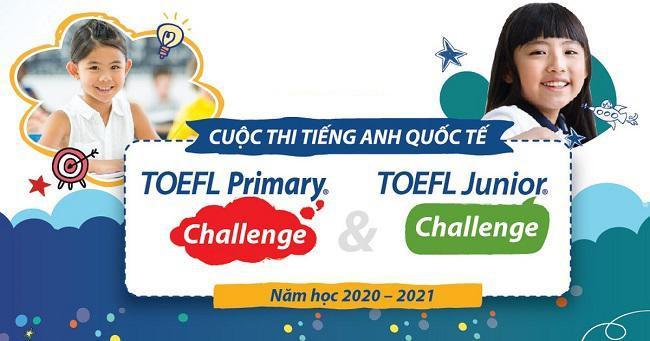 Cùng Happy School tìm hiểu cuộc thi TOEFL Primary Challenge và TOEFL Junior Challenge tại Nghệ An