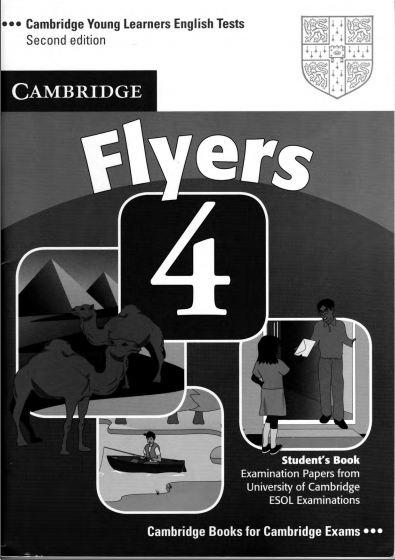 Flyers book 3 Key