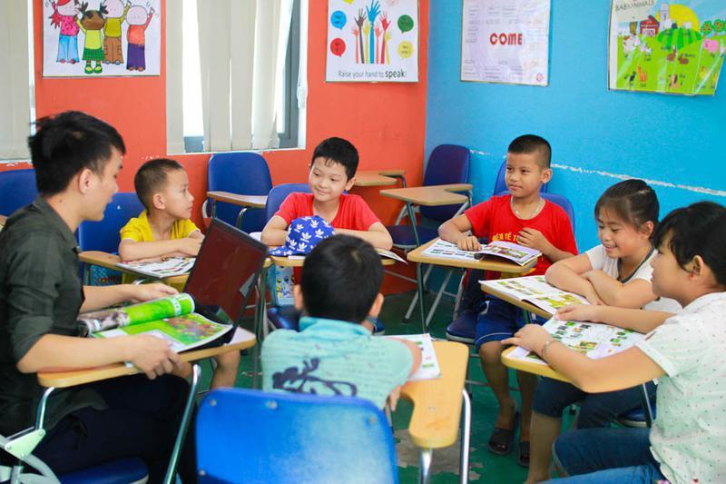 5 ưu thế vượt trội của Happy School giúp con học tốt tiếng anh