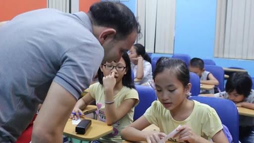 Cho trẻ học tiếng anh giao tiếp tại Nghệ An ở đâu tốt nhất