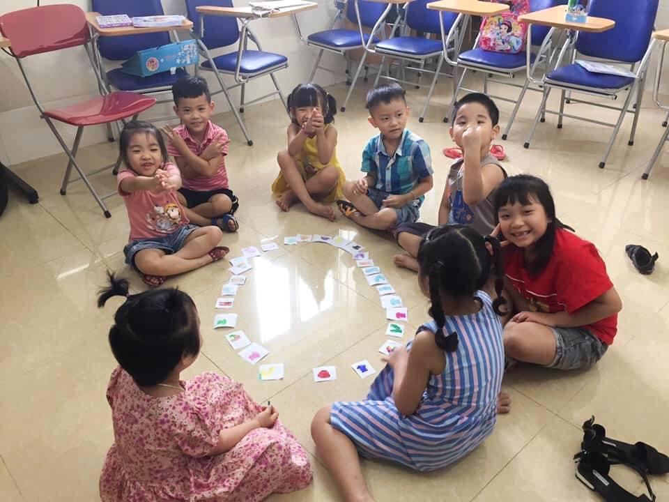 Tiếng Anh cho trẻ mầm non - Cần chú ý điều gì?