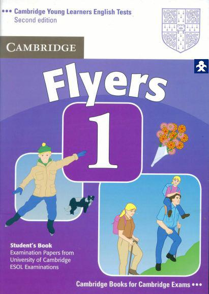 Flyers book 1 key