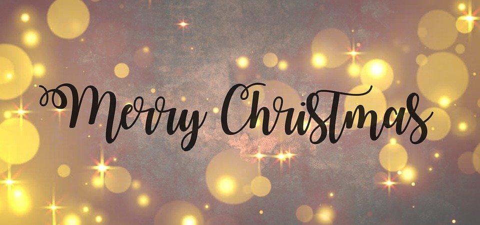 Tại sao nói Merry Christmas thay vì Happy Christmas?