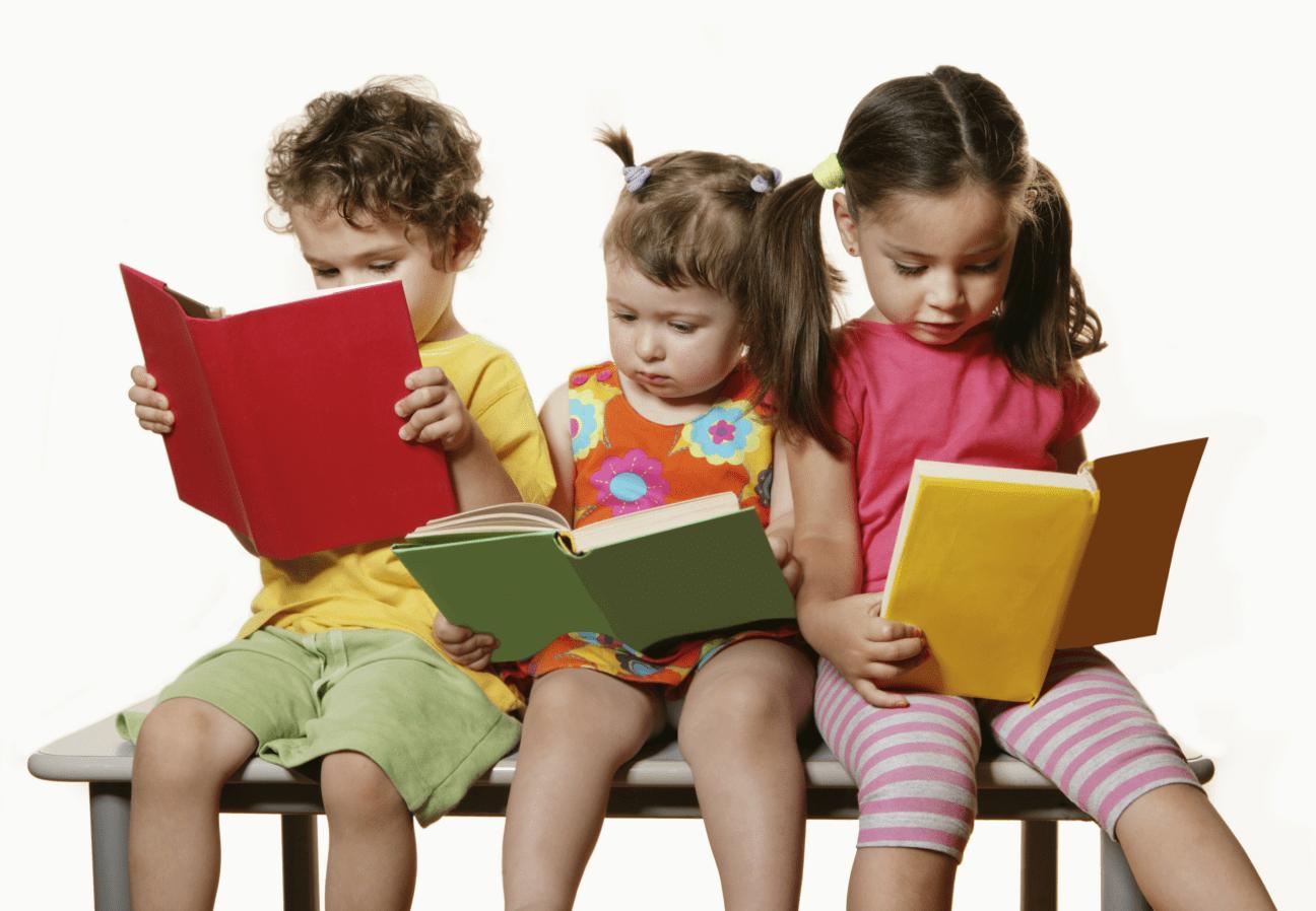 Bí quyết học tiếng Anh qua sách cho trẻ hiệu quả