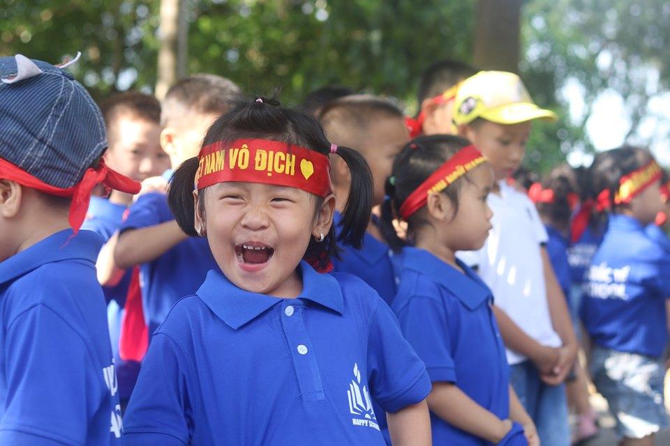 Tiếng Anh mầm non với những thú vị khi dạy cho trẻ