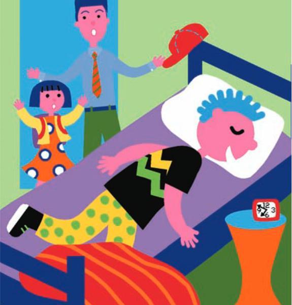 Where is Cam? – Truyện tiếng Anh cho trẻ 4 - 6 tuổi