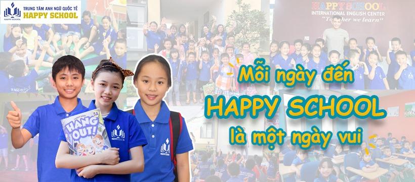 Môi ngày đến trường là một ngày vui | Happy School