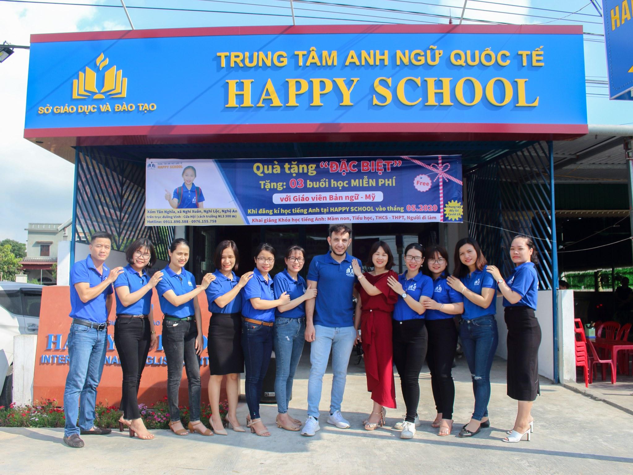 Trung tâm tiếng Anh trẻ em tại Nghị Lộc tốt nhất hiện nay