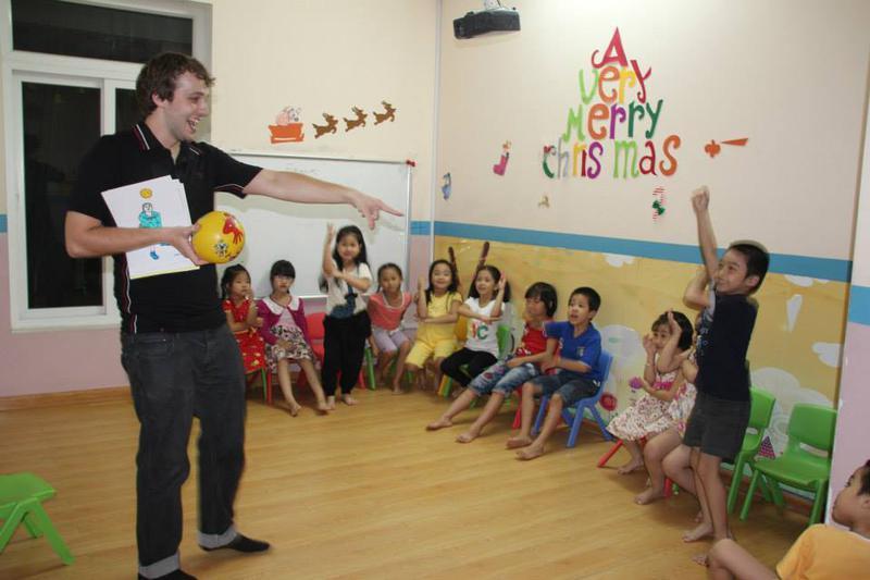 Phương pháp dạy tiếng Anh cho trẻ 5 tuổi hiệu quả