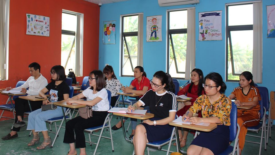Happy School thông báo kế hoạch học tập trở lại của học viên